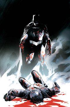 Detective Comics #967 (2017) Variant Cover by Rafael Albuquerque