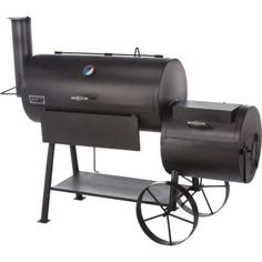 Image for Old Country BBQ Pits Pecos Coal Smoker from Academy
