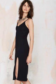 Wild World Ribbed Tank Dress - LBD | Midi + Maxi | Day | Basic | Dresses | Dresses