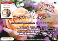Felicia & Kedah - The Sheikh's Baby Scandal  by  Carol Marinelli - A 2017 Best Book Couple by From Me to You ... Video, Photography, & Book Reviews -- #CarolMarinelli