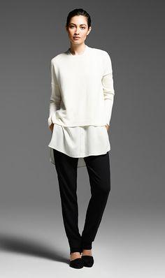 Organic Cotton Straight Jean
