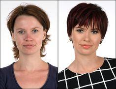 До и после, новый образ, стиль, Bogomolov Наталья (30 лет)