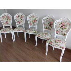 Cadeiras Provençal - R$ 690,00