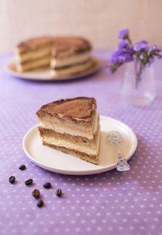 Photo de la recette: Gâteau layer cake tiramisu