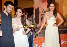 Parineeti Chopra fails to impress at Daawat-E-Ishq trailer launch (see pics)