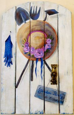 The Garden Gate by DianeTrierweiler on Etsy