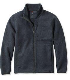 #LLBean: Windproof Sweater Fleece Jacket