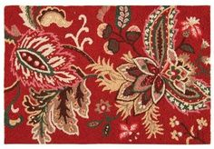 Constantine Red Area Rug