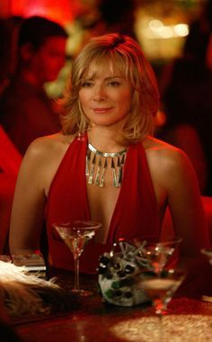 kim cattrall hairstyles sex and the city - Google Search