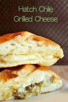 Hatch Chile Grilled Cheese Recipe