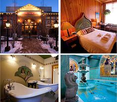 old st francis: a school converted into a hotel in bend, oregon....i would love to stay a night here!