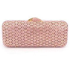 Evening Bag Luxury Diamond Crystal Evening Purse / Hollow Out