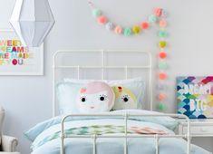 10 inspirations pour une chambre de petite fille | Joli Place