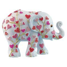 ELEPHANT PARADE - Pink tree of love 5cm