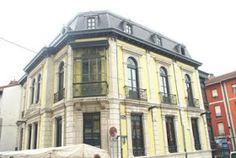 Grado, Palacete de Juan Fernández Bao