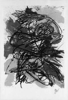 Karel Appel - [Untitled]; and [Untitled]