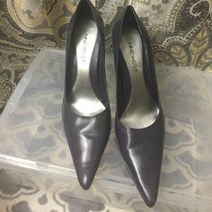 Work Pumps Low heel pumps- great for work Nine West Shoes Heels