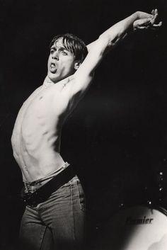 Iggy Pop 1978