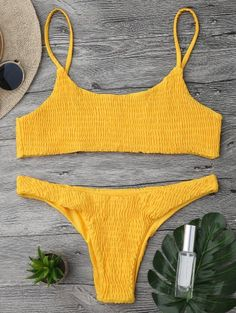 GET $50 NOW | Join Zaful: Get YOUR $50 NOW!http://m.zaful.com/smocked-bikini-top-and-bottoms-p_293003.html?seid=1946020zf293003