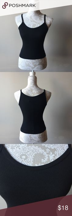 Brandy Melville black tank top Brand new with tags from pacsun. Cute basic black ribbed tank top for casual wear. Please note the Brandy Melville label tag is cut out in order to prevent store returns. One size fits most. Brandy Melville Tops Tank Tops