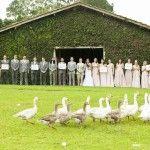 Casamento rústico vintage: Dayane + Cesar