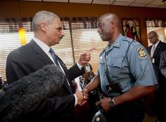 Holder: 'Wholesale Change' in Ferguson Police Department 'Is Appropriate' | CNS News