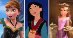 Let's try a new approach to finding out which Disney Princess you really are. The rules to this quiz are quite simple: read the word and pick the picture below it that first catches your eye. Don't overthink it, just make a quick pick! Here we go.