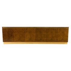 French 1972 Vintage Sideboard 118 inches long!