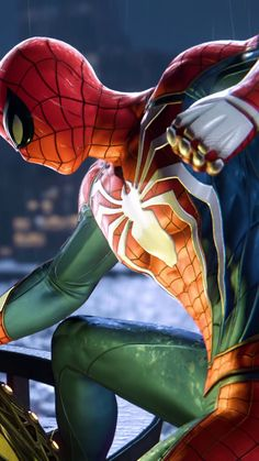 Top Spiderman Wallpapers - Homecoming, Into the Spider-Verse - Update Freak Black Spiderman, Amazing Spiderman, Spiderman Art, Parker Spiderman, Marvel Comics, Marvel Fan, Marvel Memes, Every Spider Man, Spider Man Playstation 4