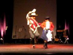 La cueca - el baile nacional de Chile