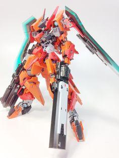 Need to check this out Big Robots, Cool Robots, Robot Concept Art, Armor Concept, Mecha Suit, Gundam Wallpapers, Gundam Custom Build, 3d Figures, Lego Mecha