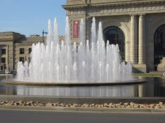Bloch Fountain, Union Station, Kansas City,MO