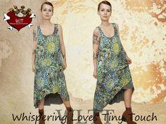 WLTT FashionDesign: Ohne Kleider mit Stufensaum läuft diesen Sommer ga...