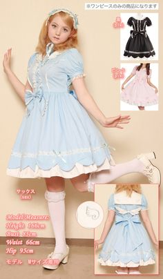 l448 - Dress - Lolita