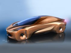 BMW Vision Next 100 Concept: the design