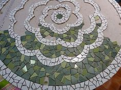 mosaic tables - Google Search