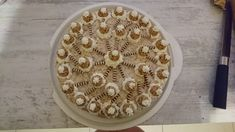 Sahnige Giotto Torte 1