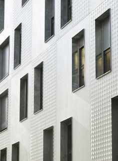 Thermopyles, by SOA Architectes / Paris, France