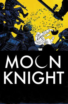 Declan Shalvey - Moon Knight