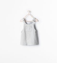 CORDUROY PINAFORE WITH PRESS - STUDS - Stock clearance - Baby girl - KIDS - SALE | ZARA United States