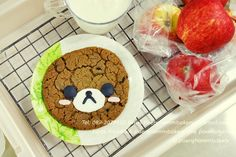 Kuma Nutella Soft Cookies