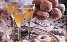 Sima/Mead, Kotiliesi.fi Mead, Flute, Martini, Alcoholic Drinks, Wine, Tableware, Glass, Inspiration, Biblical Inspiration