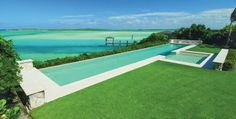 Property for sale in Exuma, Commonwealth Of The Bahamas - 21043237 Extravagant Homes, Exuma Bahamas, Infinity Edge Pool, Interesting Buildings, Paradise Island, Future House, Property For Sale, Swimming Pools, Places To Go