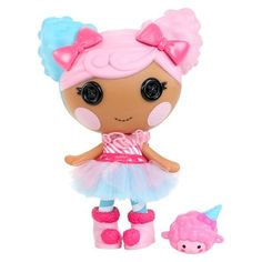 Lalaloopsy Sugary Sweet Littles Doll- Whispy Sugar Puff : Target