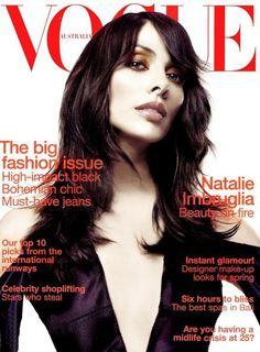 Natalie Imbruglia by Tony Notarberardino Vogue Australia September 2002