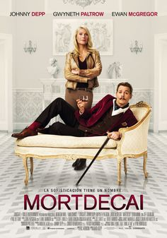 2015 - Mortdecai - tt3045616