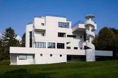 Villa Dirickz: A Modern Castle in Brussels | HomeDSGN