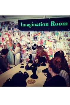 The State of Grace in the Imagination Room - Brides The Show 2013