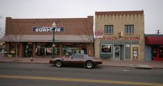 Arvada Downtown in Jefferson County, Colorado