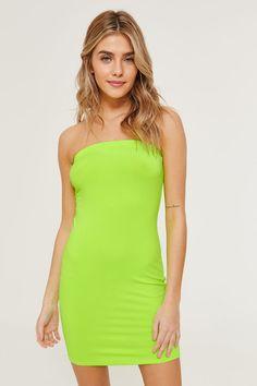 aeba3c131a0a9 Neon Super Soft Tube Dress - Clothing | Ardene